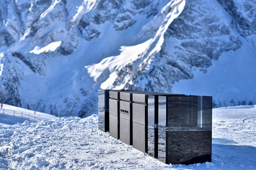 """Steiningers """"masterpiece"""", utekjøkkenet Rock Air, er nå tilgjengelig i Norge - hos Fresh Interiør."""