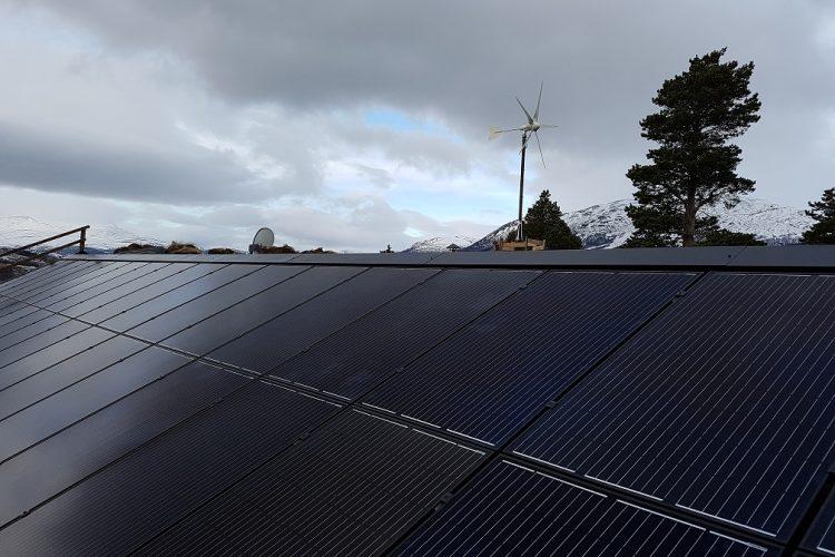 Gjør det enkelt med solceller
