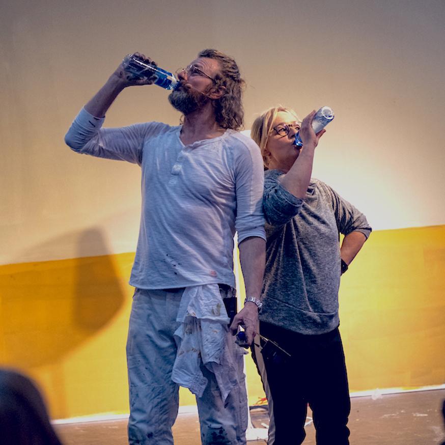 Kjersti Bergesen og Einar Nilsson